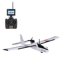 New Remote control airplane A1200 120CM 3D 6G fixed wing EPO 5.8G FPV monitor large electric RC glider plane with 1080P camera(China)