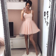 Buy Wankou 2018 Women Party Dress Sexy Sling Strapless A-line Mini Female Dress Elegant Bodycon Pink Mesh Club Vestidos Mujer 0131 for $16.89 in AliExpress store