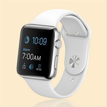 Sale bluetooth smart watch iwo 1:1 smartwatch case for apple iphone IOS and samsung sony xiaomi Huawei android phone pk DM09/A9