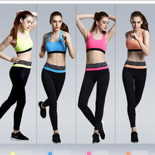 Breathable Tights Yoga Pants Women Sweatpants Fitness Sports Gym Yoga Running Leggings Athletic Trousers Sportswear Yoga Apparel(China)
