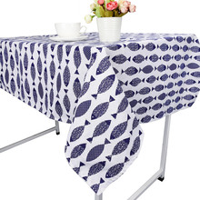 1 pc Saury Dining Tablecloth 90*90cm Hot Selling Cotton Linen Rustic Rectangle Washable Table Cover High Quality Table Cloth(China)