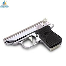 [Chang River] Alloy Toy Gun Model 1:2.05 Collection Mini Cool Simulation Remove Toy Guns QiangMo Cannot Launch Any Bullets New