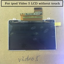 1PCS good quality New 100% tested For iPod Video 5th lcd display replacement parts(China)