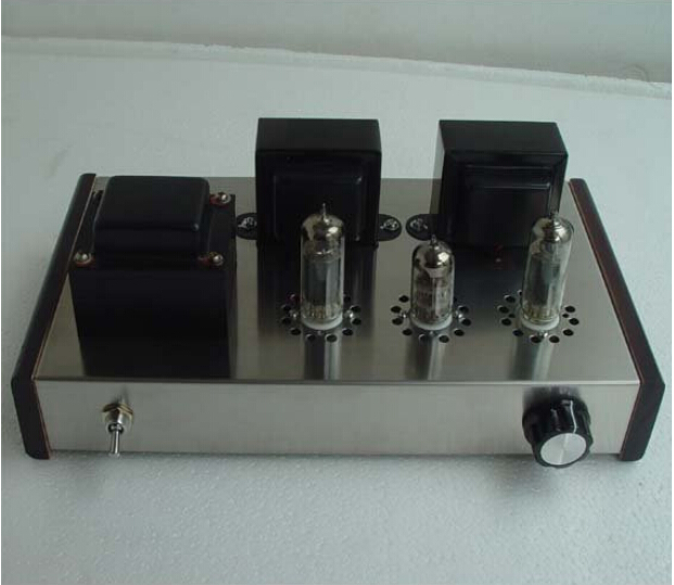 NEW Good sound 6n2 + 6p1 Tube amplifier finished product<br><br>Aliexpress