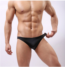Mini Penis Pouch 7 Color Sexy sheer mens thongs and g strings Low Rise Sexy Gay Underwear Men's Underpants Tanga Free Shipping