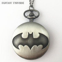 FANTASY UNIVERSE Freeshipping 20pcs a lot pocket watch Necklace QSAHH02