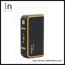 Original Aspire Archon 150W TC Mod Firmware Upgradeable Child Lock Function Best Match Cleito 120 Tank support TCVW/VV/Bypass