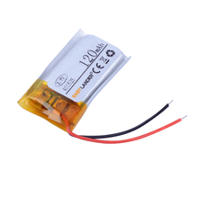 401525 3.7V 120mAh Rechargeable li Polymer Li-ion Battery For mp3 Bluetooth headset speaker DVR small toys smart watch 041525(China)