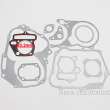 PITBIKE 125CC FULL GASKET SET PIT BIKE YX125 ENGINE GASKET YX NEW(China)