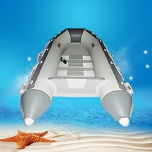 Good quality inflatable fishing boats slatted floor CSD-230 on sale!!!(China)