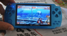 10pcs 5000 games, 8GB 4.3 Inch PMP Handheld Game Player MP3 MP4 MP5 Player Video FM Camera Portable Game Console