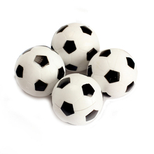 Hot Sell Outdoor Fun 4 pcs 32 mm Toy Balls Plastic Soccer Table Foosball Ball Football Gift For Children FL(China)
