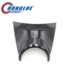 honglue For YAMAHA BWS125 motorcycle scooter Paint / imitation carbon fiber plastic front frame cover front body cover(China)