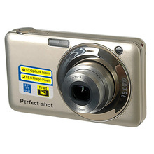FreeShip Max 15Mp 5X Optical Zoom Digital Camera 720 HD Video with 9MP CMOS Sensor DC-V600 Cameras Photo Digtals