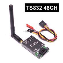 FPV 5.8G TS832 48CH 48 Channels 600mw Wireless AV Transmitter For FPV Multirotor Part(China)