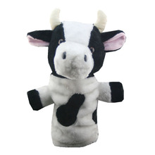 Free shipping 2017new golf club covers Golf wood HeadCover  Animal Cow golf Driver 1# Head protective cover