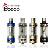 Most Popular Tobeco authentic super tank RDA atomizer Top fill super tank with 0.2/0.5ohm coil  4 colors high quality
