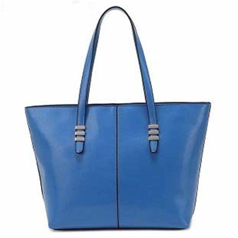Fashion Handbags For Women Female  Luxury Famous Brand Bags Large Capacity Shoulder Bags Handbag Black<br>