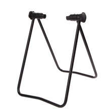 New High Quality Universal Flexible Bicycle Bike Display Triple Wheel Hub Repair Stand Kick stand for Parking Holder Folding Hot