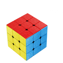Sheng Shou GEM Speedcubing 3x3x3 Magic Cube Puzzle Toys for Competition Challenge - Colorful(China)