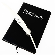 New creative Death Note notebook retro diary magazine books stationery office supplies children Christmas gifts