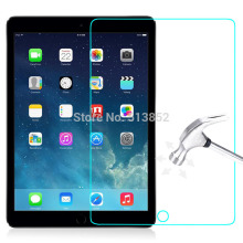 Hoge Clear Explosieveilige LCD Front Gehard Glas Film voor iPad 5/6/iPad Air/Air 2/9.7 inch Screen Protector(China)