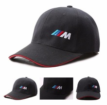 For BMW M3 Golf F1 Ferrari Polo Racing Black Baseball Trucker Mens mesh Cap Hat for bmw hat E30 E36 E46(China)