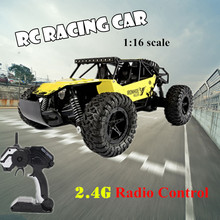4WD Drift Radio Control SUV 1:16 Scale High Speed Racing Car 4CH Rock Crawlers Off-Road Vehicle 2.4G RC Car Four-wheel Drive ^(China)