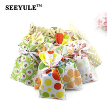 1pc SEEYULE Car Charcoal Bag No Smell Car Decoration Air Freshener Purifying Bamboo Bag for Car Home Closet clearing air