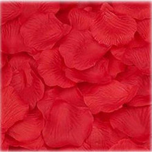 1000PCs Happy Celebration Wedding Party Home Decor Silk Flower Rose Petals Wedding Decoration Party Decorations dropship