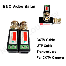 Video Balun CCTV Accessories UTP CCTV Camera Twisted BNC Passive Transceiver Balun 500M DVR BNC video CCTV spare parts System