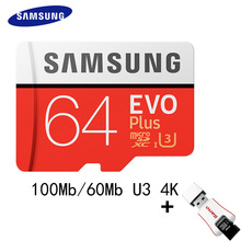 Buy Micro SD Card SAMSUNG 128G 64G 32G 16G 100Mb/s Memory Card Class10 U3 Flash TF Card Phone Computer SDHC SDXC 100% original for $5.03 in AliExpress store
