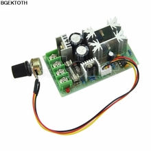 1pc Universal DC10-60V PWM HHO RC Motor Speed Regulator Controller Switch 20A