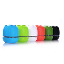 bluetooth broadcast device cellphone wireless bluetooth speaker My vision T6 with Micro flash card slot free shipping