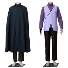 Naruto RT Uchiha Sasuke outfit Cosplay Costumes(China)