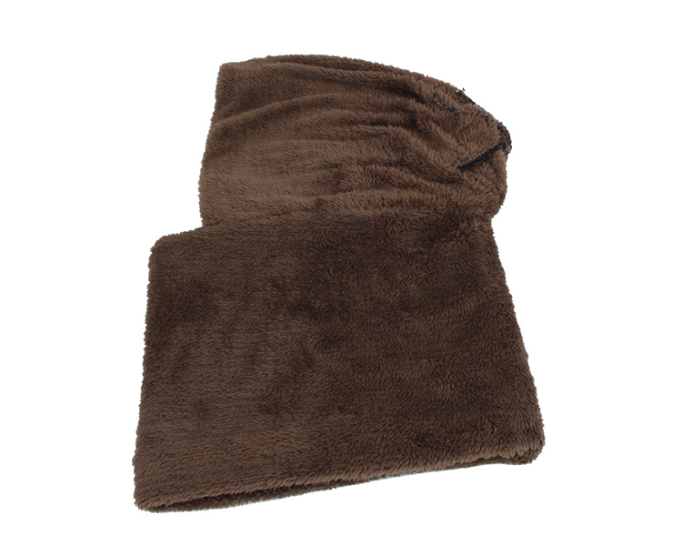 قبعة و وشاح رجالي دافئ 22