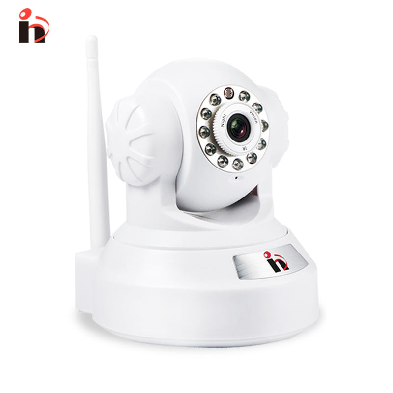 security camera wifi camera H630 H.264 1.0MP HD 720P IP Camera P2P Pan IR Cut WiFi Wireless Network<br>