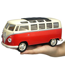 volkswagen VW bus 1:24 Alloy Diecast Models Car Toy Collection For Boy Children As Gift brinquedos meninas(China)