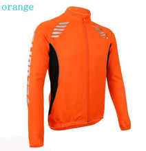 New Design Hot Selling Winter Fleece Thermal 2013 Bicycle Jersey Made From High Quality Polyester Some Colors