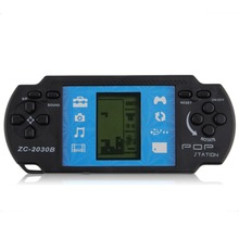 Onleny Kids Children Classical Game Players Portable Handheld Video Tetris Game Console For PSP Gaming(China)
