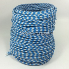 2 core 0.75 textile covered wire power electric cable(China)