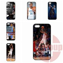For Apple iPhone 4 4S 5 5C SE 6 6S Plus 4.7 5.5 iPod Touch 4 5 6 Kevin Durant KD shooting Covers Case Skin accessories