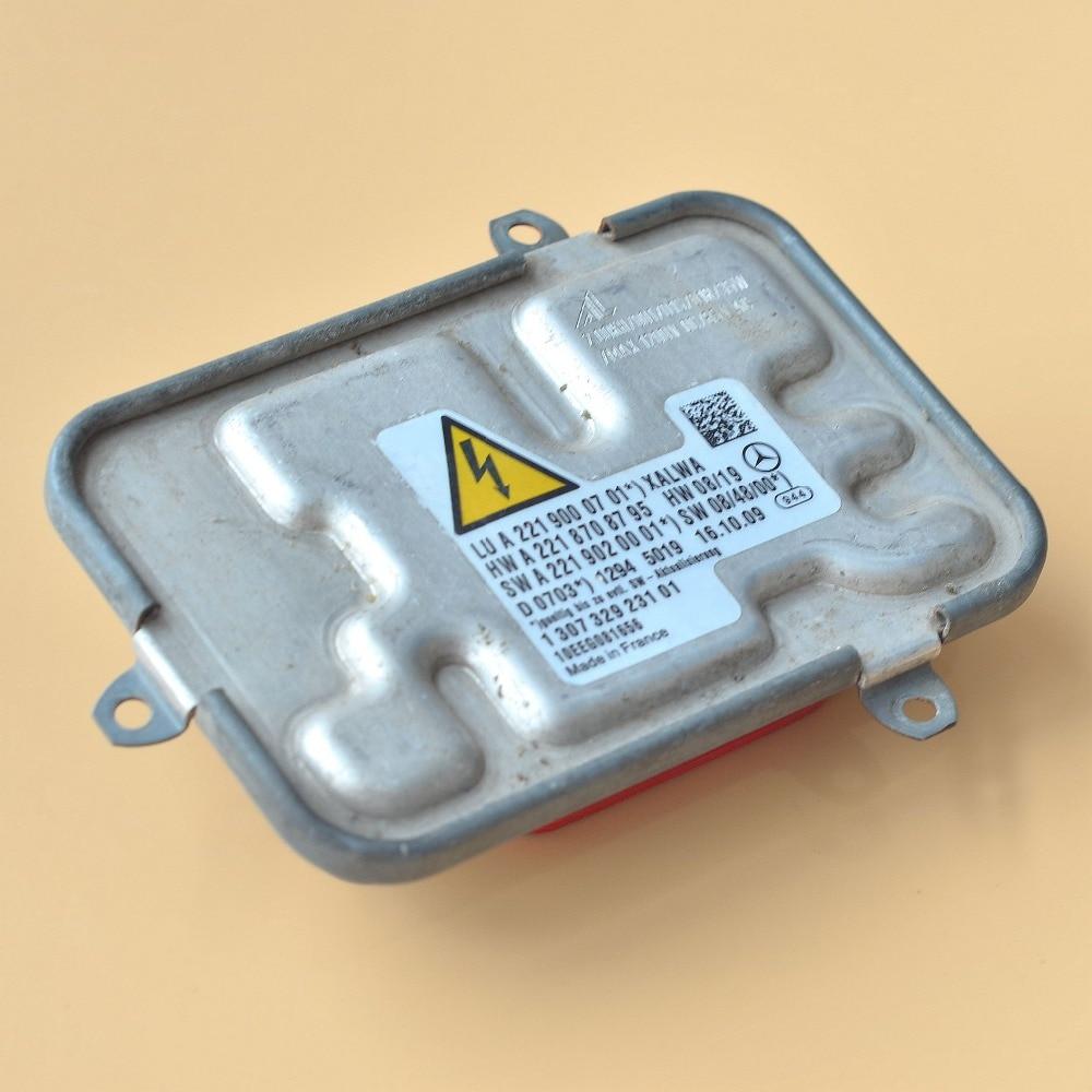 ECU ! OEM D1S HID Ballast 2010-2011 Mercedes S 400 550 600 Xenon Headlight Control Unit AL<br><br>Aliexpress