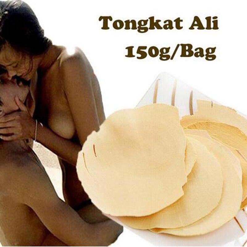 Wholesale 150g Malaysian Tongkat Ali powder extracts slices male sex Delay men penis extender / enlargement Tongkat Ali herbs<br><br>Aliexpress