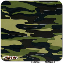 TAOTOP 1m 50Sq TSMD235-1 Camouflage Hydrographic Free Printing Film Water Printing Water Transfer Printing Film