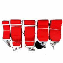 2pcs/lot quick release FIA 2020/2022 Homologation 3 inches/5Point Racing Seat Belt RACING HARNESS (Red,blue,black)(China)