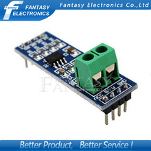 5pcs MAX485 Module Free shipping RS-485 TTL to RS485 MAX485CSA Converter Module Integrated Circuits For Arduino Free shipping(China)