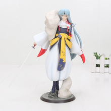 Inuyasha: Sesshomaru Action Figure 1/8 Scale PVC figure Toy Brinquedos Collection Toys 23cm(China)