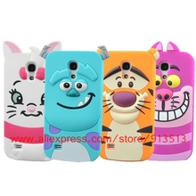Sulley Tiger Cheshire Cat Silicone Phone Case Cover For Samsung Galaxy S4 S3 S5 S6 S7 Edge mini J1 J2 J3 J5 J7 2016 Note 3 4 5