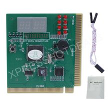 PCI PC Diagnostic Analyzer 4 Digit Card Motherboard Post Tester(China)